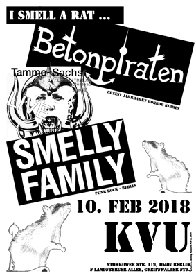 SmellyFamily@KVU-Bln-Feb-10