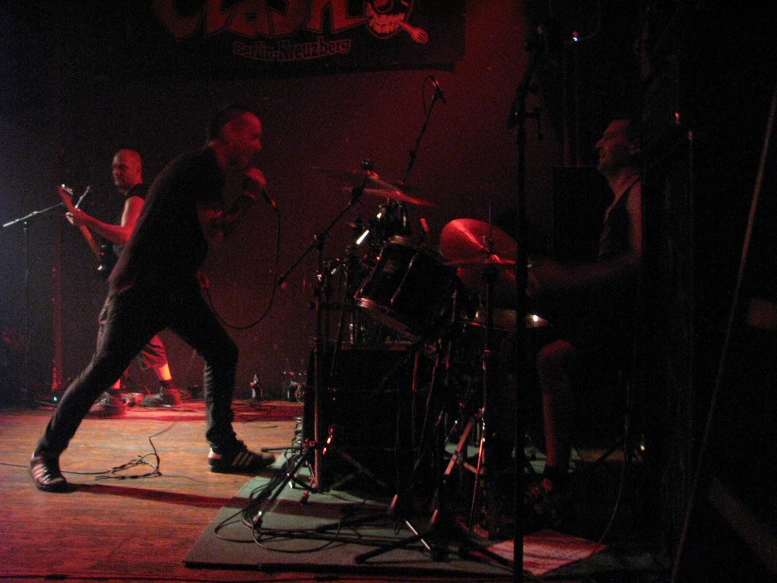 SMELLY FAMILY live @ Clash-Berlin 2015