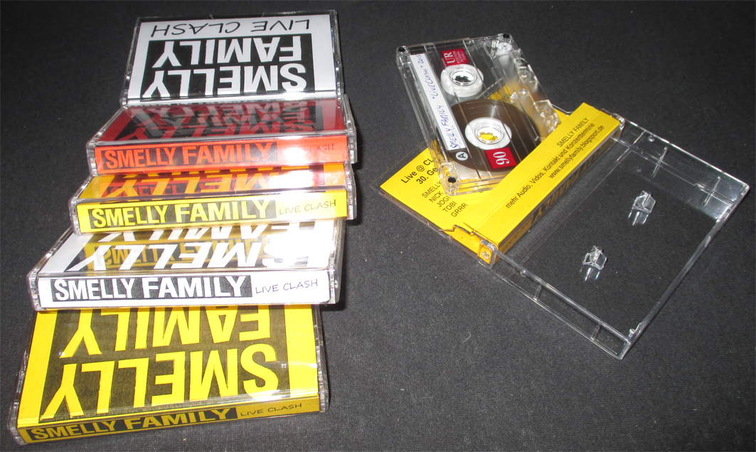 tape LIVE CLASH