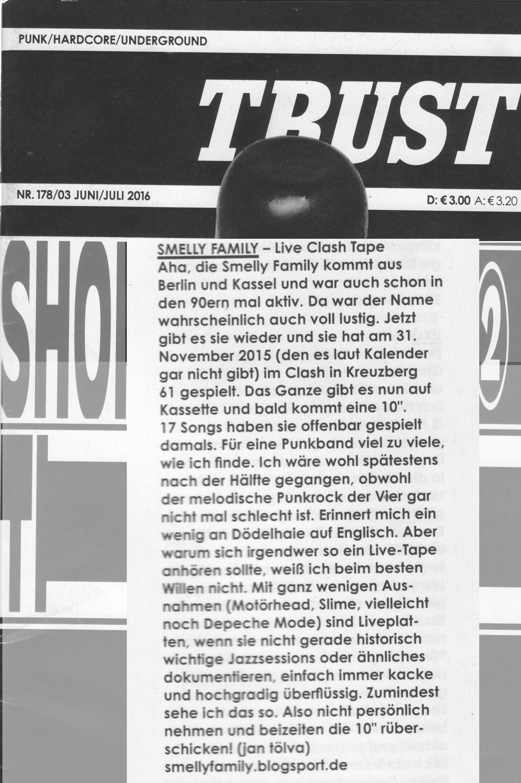 TRUST Review \'Live Clash\'